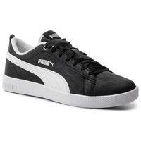 Sneakersy PUMA - Puma Smash Wns V2 Summer Pac 369130 01 Puma Black/Puma White, kolor czarny