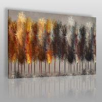 Za siedmioma lasami - nowoczesny obraz na płótnie