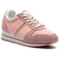 Sneakersy VERSACE JEANS - E0VTBSA1 70942 400, kolor różowy
