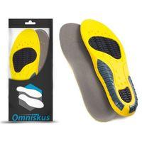 Omniskus Piankowe wkładki do butów super amortyzacja stopy