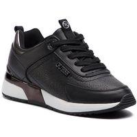 Sneakersy GUESS - Marlyn FL5MRL FAL12 BLACK, kolor czarny
