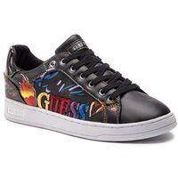 Sneakersy GUESS - FL5CRZ ELE12 BLACK