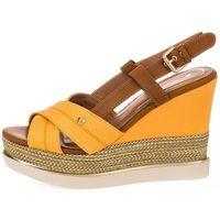 Wrangler damskie sandały Sunny Kelly 41 żółty, kolor żółty