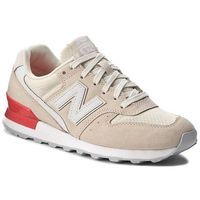 Sneakersy NEW BALANCE - WR996SR Beżowy, kolor beżowy