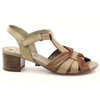 Sandały damskie Caprice 28205 beżowe