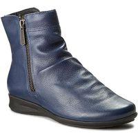 Botki SERGIO BARDI - Demetria FW127290317KD Jeans 107, kolor niebieski