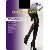 Rajstopy tonic 120 den marki Golden lady