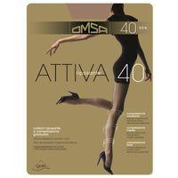 OMSA Attiva 40 • Rozmiar: 2/S • Kolor: CARAMELLO, Attiva 40 2/S Caramello