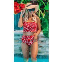 Strój kąpielowy Sweet Red XL