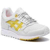 Sneakersy ASICS - TIGER Gelsaga 1192A059 Glacier Grey/Mustard 021, w 7 rozmiarach