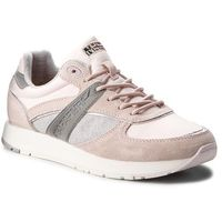 Sneakersy NAPAPIJRI - Rabina 16733606 Pale Pink N52, 1 rozmiar