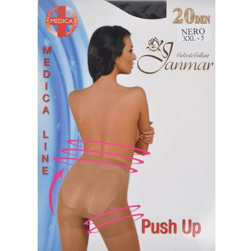 Rajstopy push up 20 den , Janmar