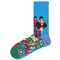 pepperland skarpetki niebieski 36-40, Happy socks