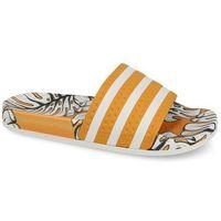 Klapki adidas Originals Adilette D96682 - ŻÓŁTY (4059814592269)
