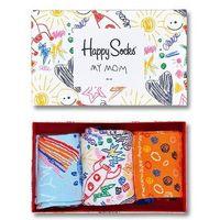 - skarpetki mothers day gift box (3-pak) marki Happy socks