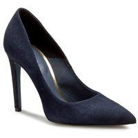 Szpilki GINO ROSSI - Ingrid DCG595-T07-4K00-5700-0 59, kolor niebieski