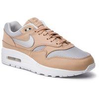Nike Buty - air max 1 se prm ao0795 200 vachetta tan/metallic silver