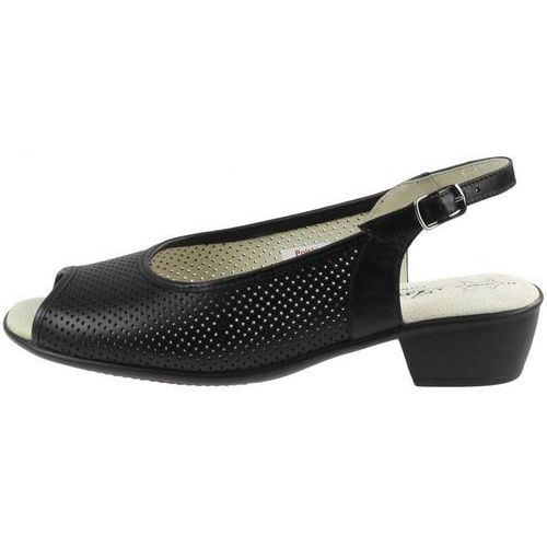 Sandały letnie Axel 2274, kolor czarny