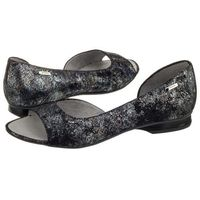 Sandały czarne/srebrne 00554-35/00-5 (ma210-a) marki Maciejka