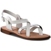 Sandały MACIEJKA - IT004-01/00-0 Bian.Arg., w 3 rozmiarach
