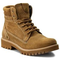 Trapery WRANGLER - Creek Light Snake WL172509 Tan Yellow 24, kolor brązowy
