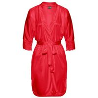 Kimono czerwony, Bonprix, XXS-XXXXL