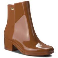 Kalosze - close boot ad 17351 carmel gładki 90768 bb285048 02064, Zaxy, 37-41.5