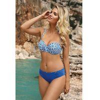 Self Kostium kąpielowy damski dwuczęściowy s730q19 30 niebieski