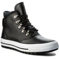 Sneakersy CONVERSE - Ctas Ember Boot Hi 557916C Black/Black/White, kolor czarny