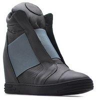 Sneakersy Exclusive Roberto 528/D C.Grafit lico