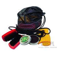 Zestaw do czyszczenia butów BCB Black Boot Shine Kit CD006