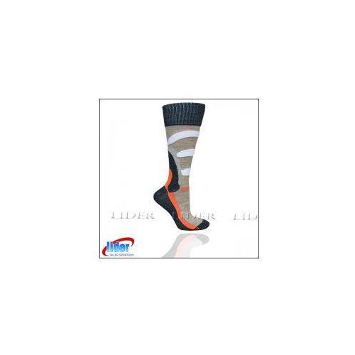 Brubeck Skarpety narciarskie ski forc bsk001 / women