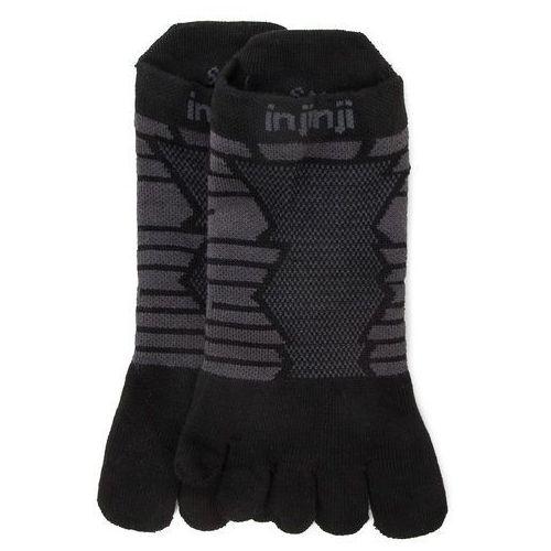 Skarpety Niskie Unisex INJINJI - 401110 Onyx, kolor czarny