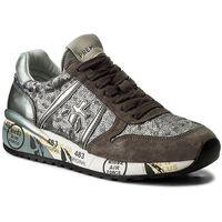 Sneakersy - diane 2536 srebrny, Premiata