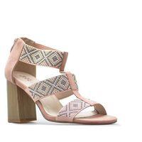 Sandały Jezzi SA123-3 Różowe