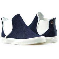 Botki Carinii B3009 Jeans