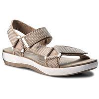 Sandały CLARKS - Brizo Cady 261340354 Sand, kolor brązowy