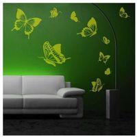 Motyle 1135 zestaw naklejek marki Deco-strefa – dekoracje w dobrym stylu