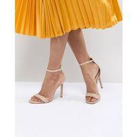 derolila heeled sandals - beige marki Aldo