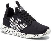 Sneakersy EA7 EMPORIO ARMANI - X8X007 XK073 A120 Black/White