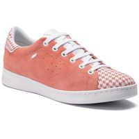 Sneakersy GEOX - D Jaysen A D621BA 02207 C7204 Coral/White