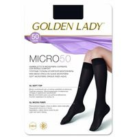 Golden Lady Micro 50 den podkolanówki (8033604245906)