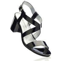 Sandały czarny marki Bonprix