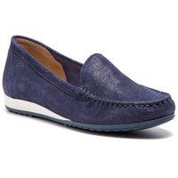 Caprice Mokasyny - 9-24211-22 blue jeans sue 802