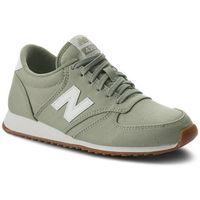 Sneakersy - wl420fsa zielony marki New balance
