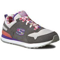 Sneakersy SKECHERS - Floral Fancies 84201L/GYMT Gray/Mt
