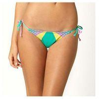 bikini FOX - Savant Side Tie Teal (176) rozmiar: L, bikini