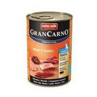 ANIMONDA GranCarno Junior smak: Wołowina + kurczak 400g, 1117 (1913053)