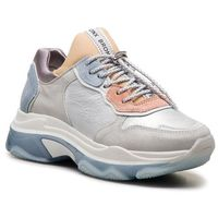 Bronx Sneakersy - 66167-k bx 1525 off white/nude/l.blue 2379