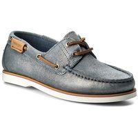 Mokasyny - ocean wl181810 jeans 118 marki Wrangler